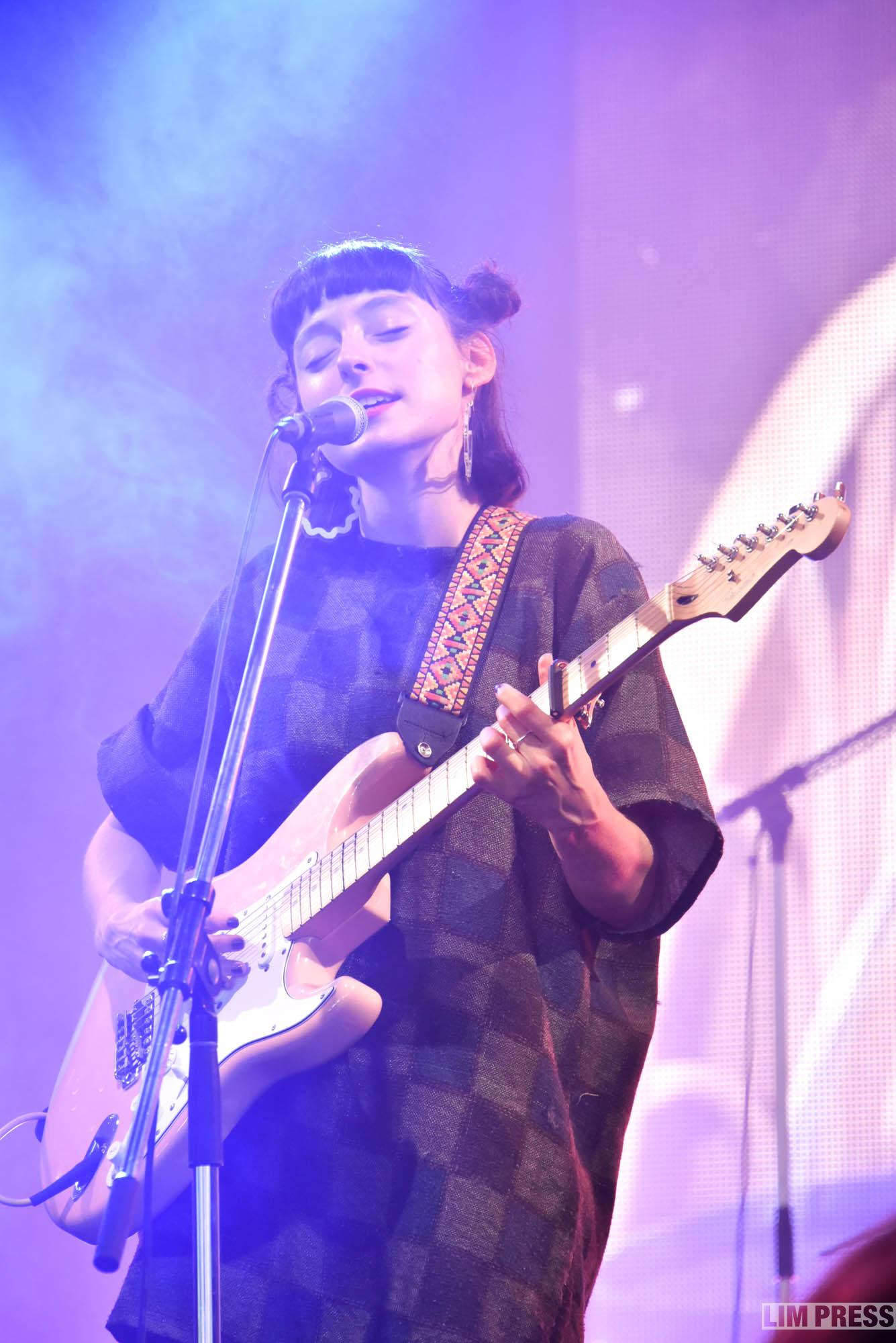 STELLA DONNELLY | FUJI ROCK FESTIVAL | 2019.07.28