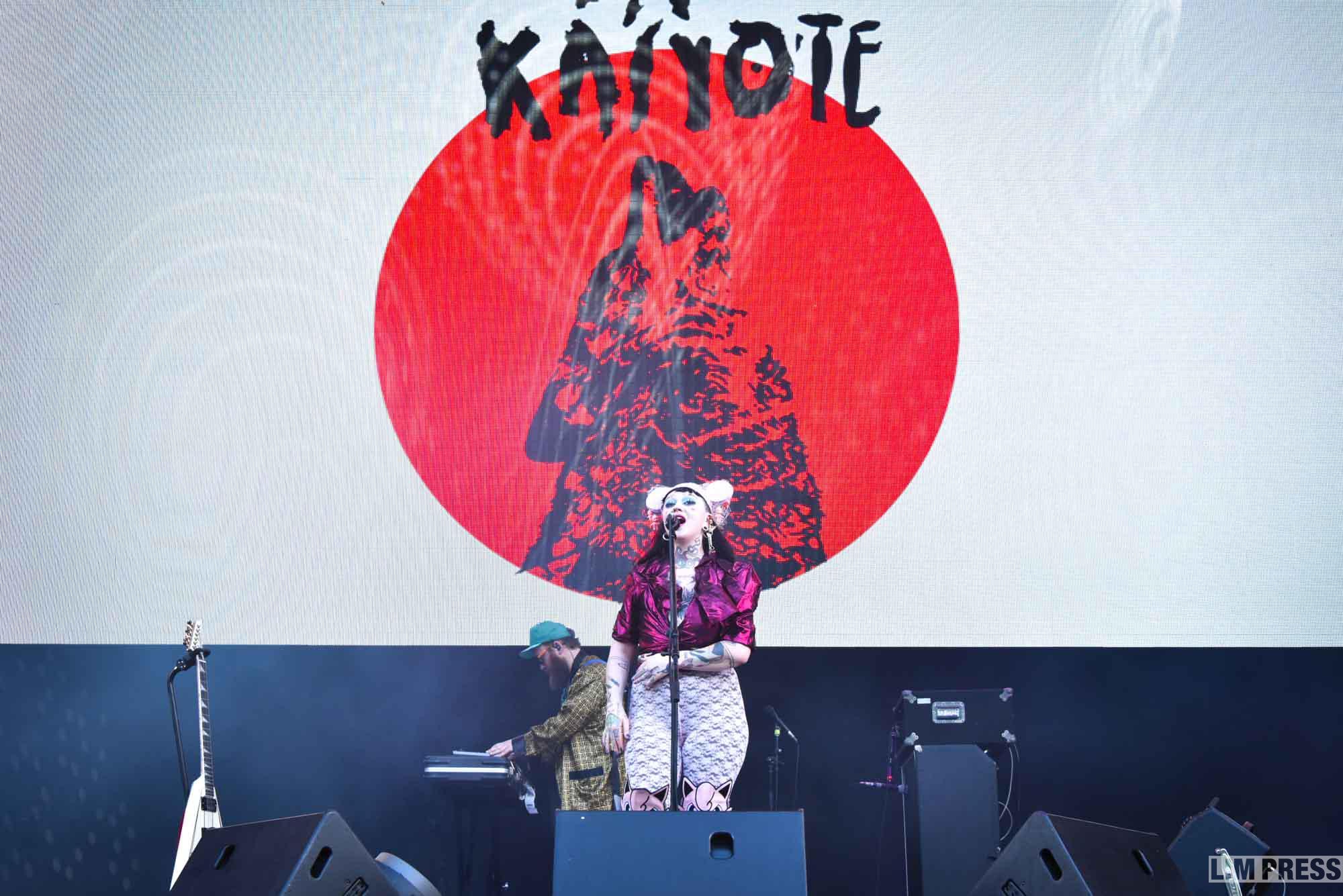 HIATUS KAIYOTE | FUJI ROCK FESTIVAL | 2019.07.28