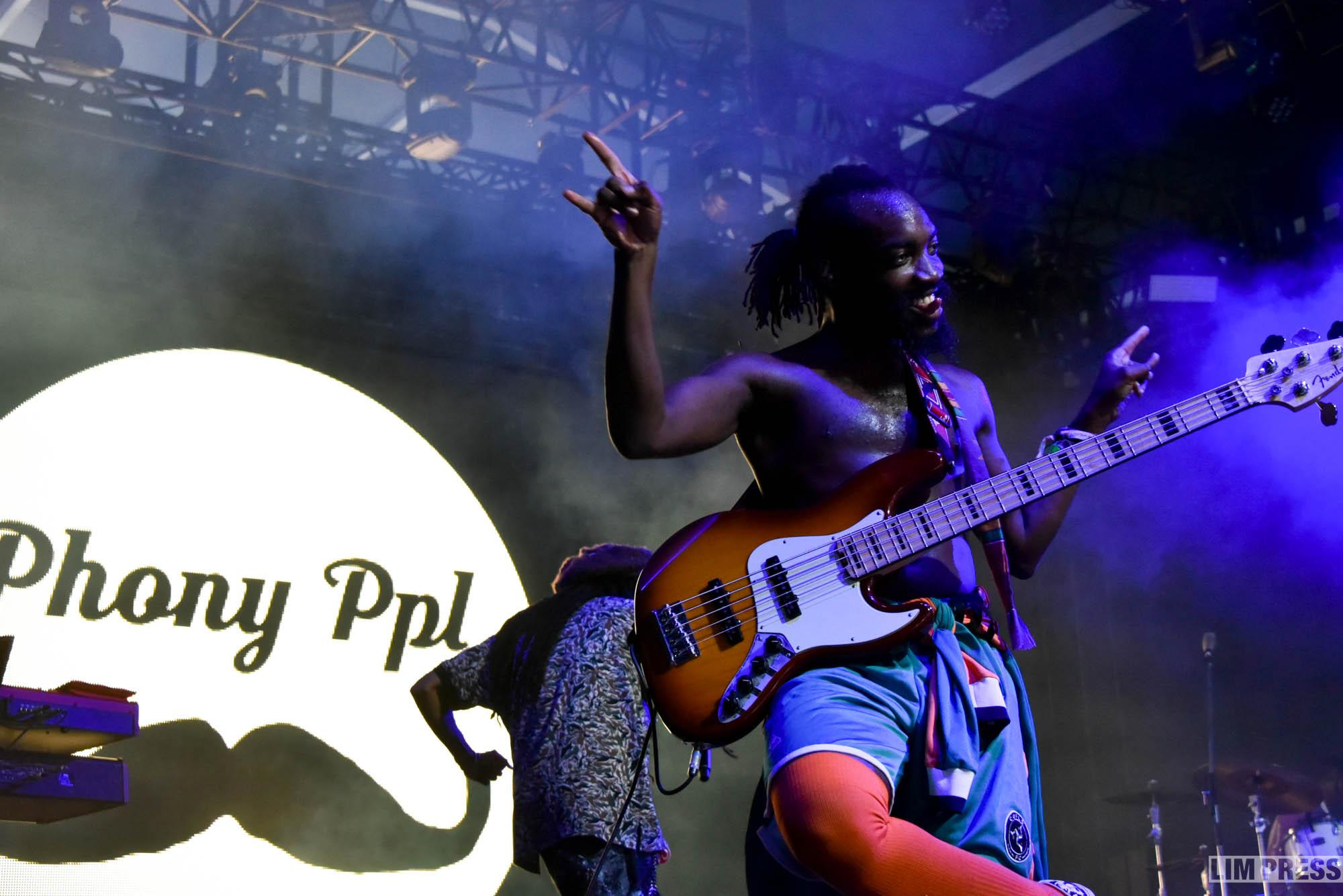 PHONY PPL | FUJI ROCK FESTIVAL | 2019.07.28
