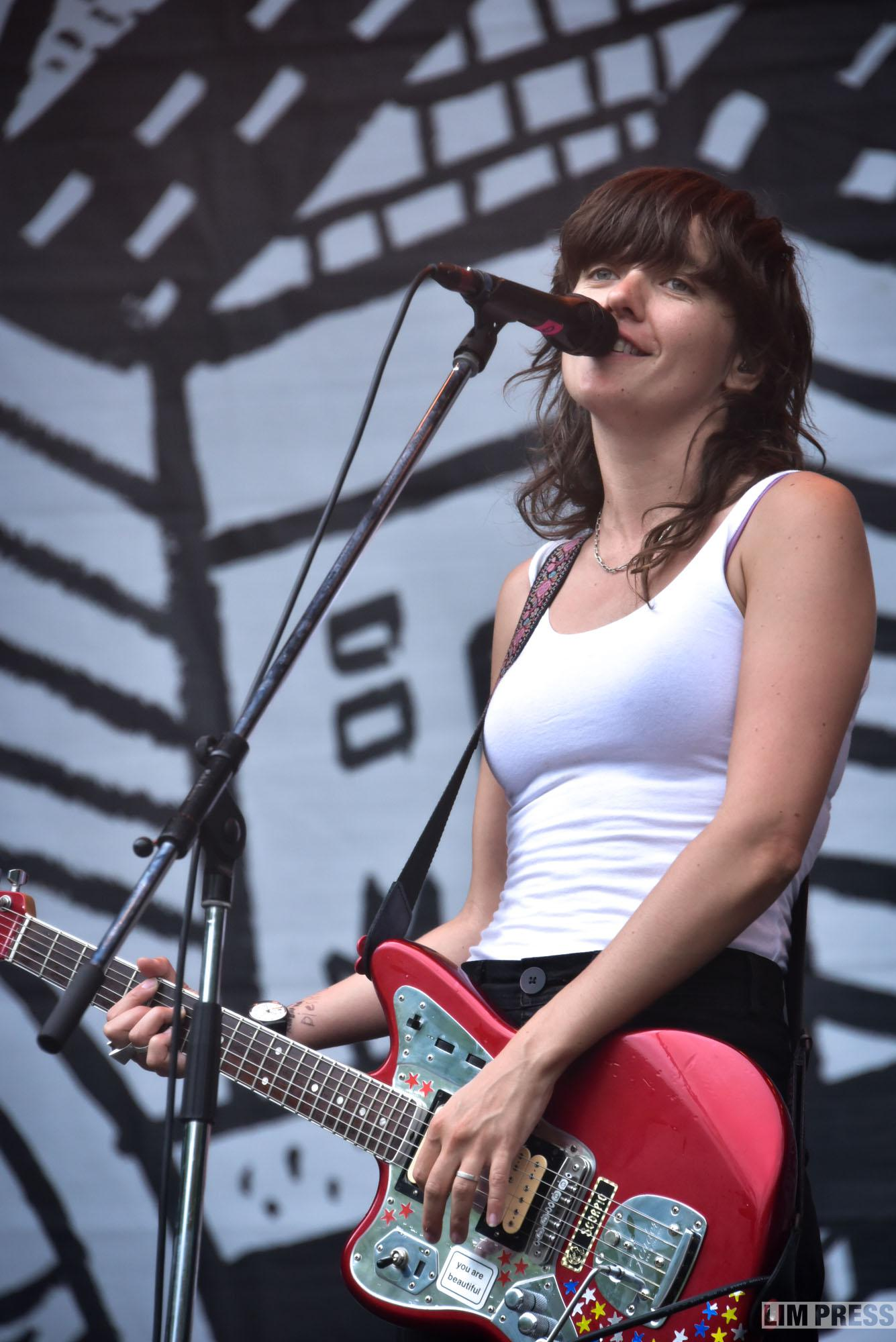 COURTNEY BARNETT | FUJI ROCK FESTIVAL | 2019.07.27