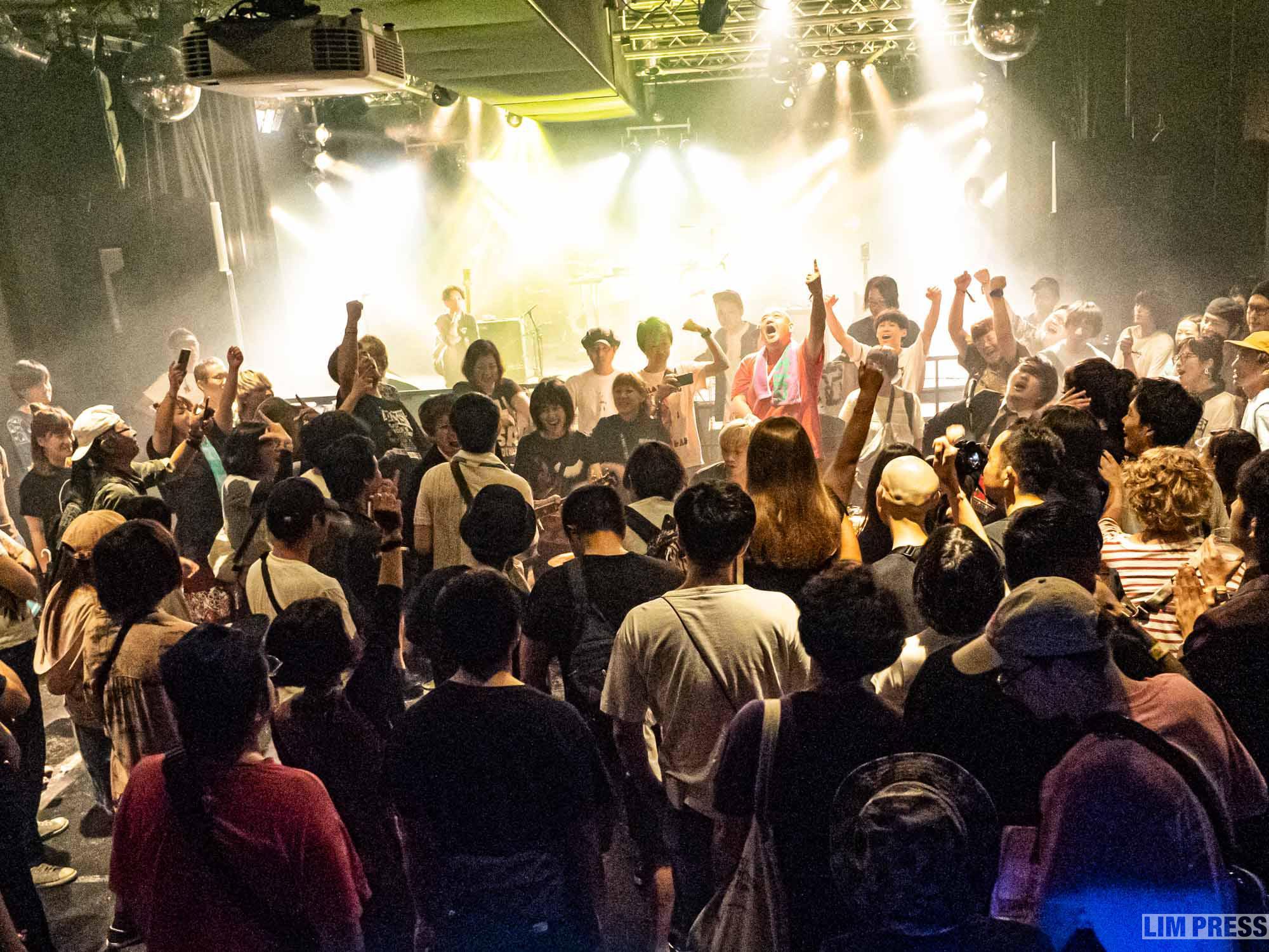 KING BROTHERS | しょんべんフェス in 十三 246GABU | 2019.09.15