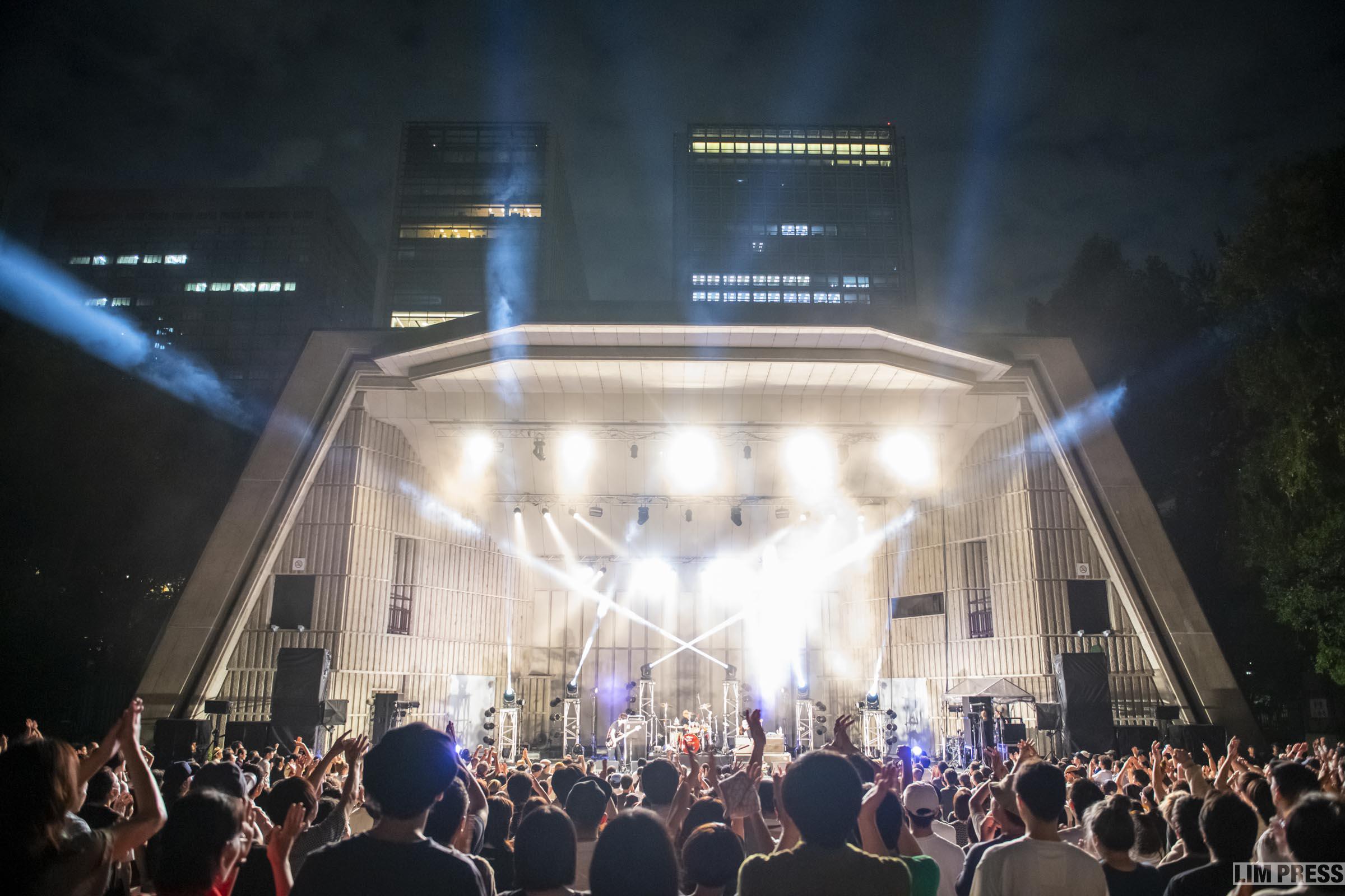 eastern youth | 東京 日比谷野外音楽堂 | 2019.09.28