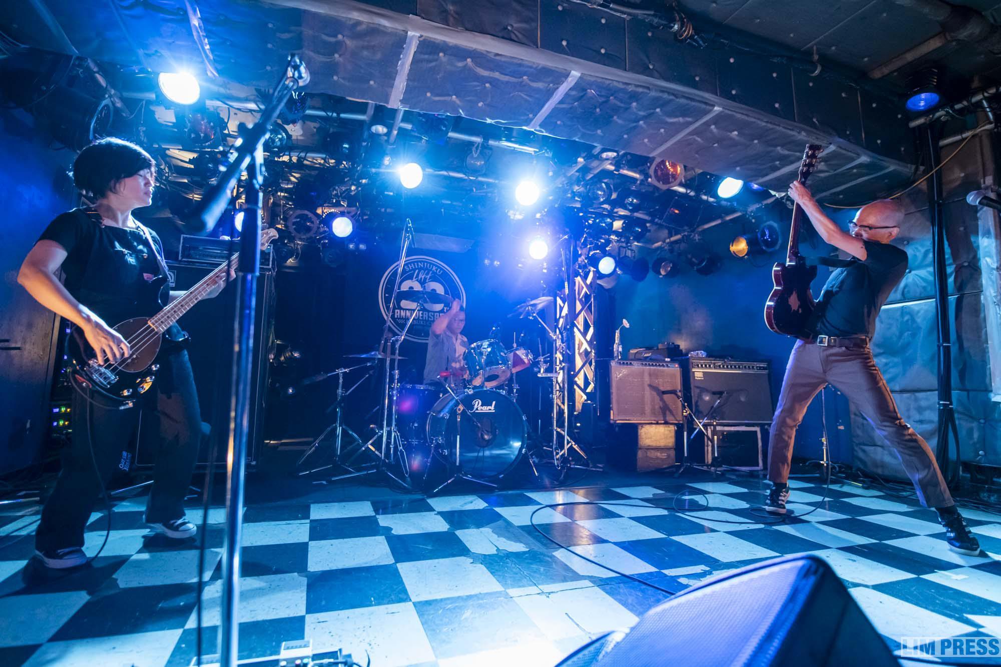 eastern youth  | 東京 新宿LOFT | 2019.11.10