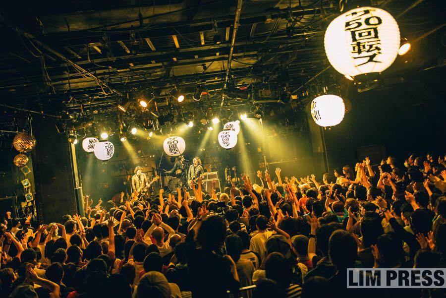 ザ50回転ズ | 東京 渋谷 CLUB QUATTRO | 2019.10.27