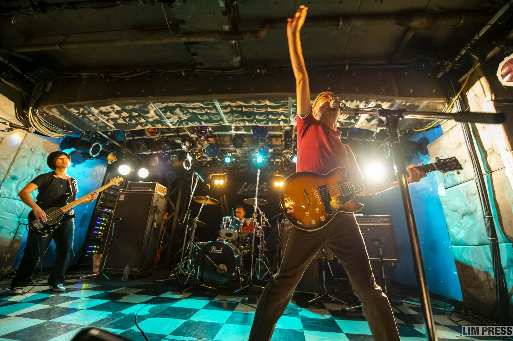 eastern youth  | 東京 新宿LOFT | 2019.12.14