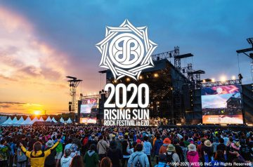RIZING SUN ROCK FESTIVAL 2020 in EZO開催中止のお知らせ