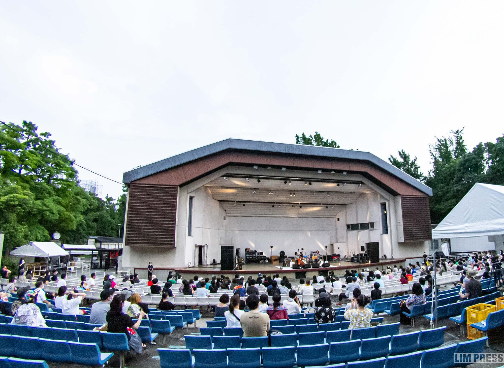 ザ50回転ズ | 大阪 大阪城音楽堂 | 2020.08.08